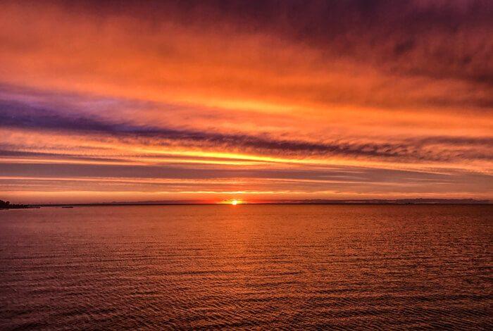 samsoe-solnedgang