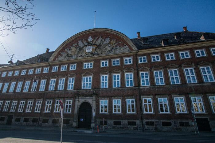 finansministeriet-Slotsholmen