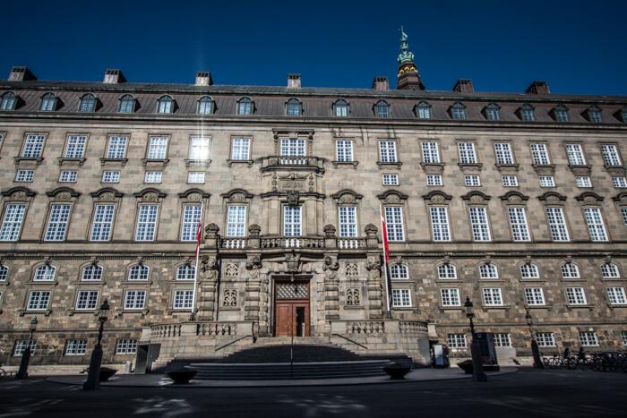 folketinget-Slotsholmen