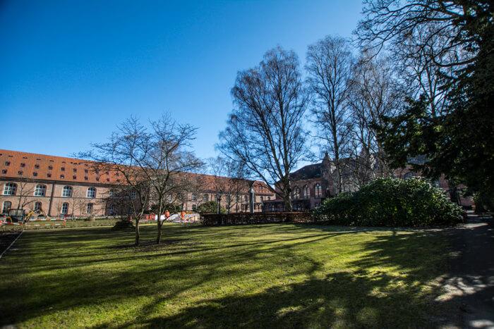 det-kongelige-biblioteks-have-Slotsholmen