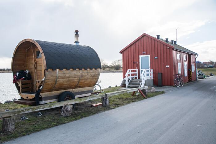 strynoe-sauna