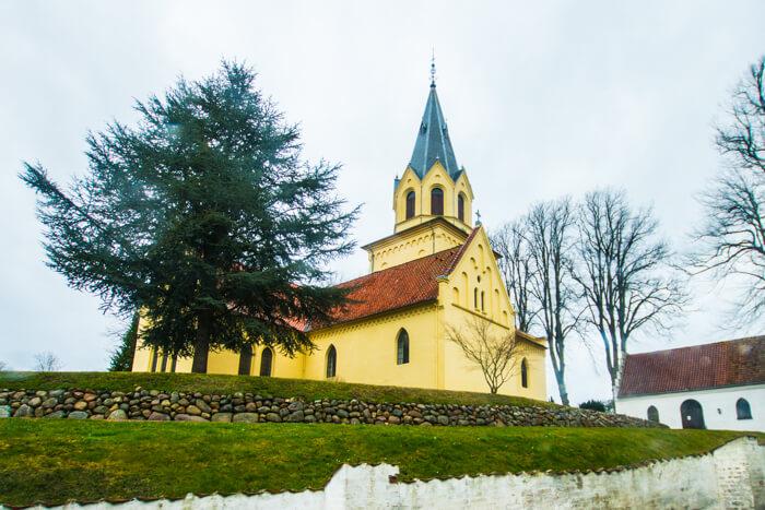 langeland-tranekaer-kirke