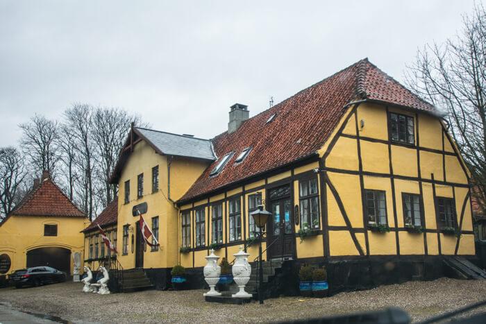 langeland-kro