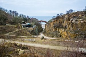 Vang Granitbrud – Bornholm