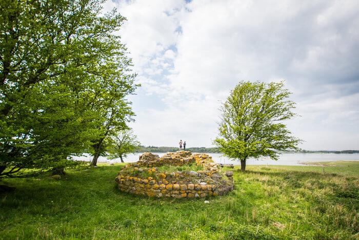 eskilsoe-klosterruin