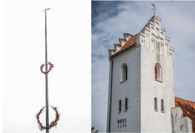 avernakoe-kirke-majstang