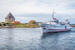 Gratis at sejle til Christiansø