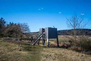 Kærmosen – Fugletårn – Bornholm