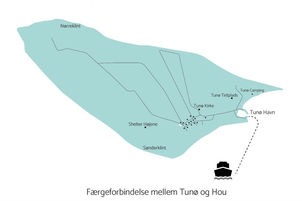tunoe-kort