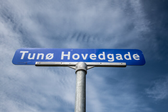 tunoe-hovedgade