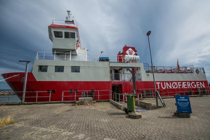 tunoe-faergen