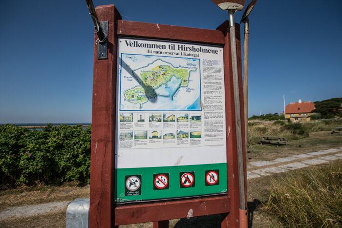 information-hirsholmene