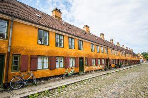 Nyboder – boligkvarter i København