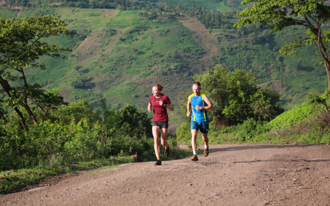 The importance of hills for faster distance running