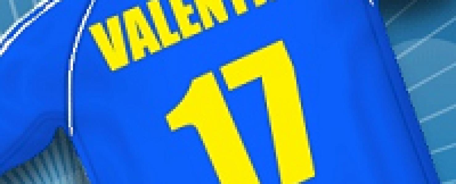 VALENTINI Anthony