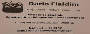 Entreprise générale Dario Fialdini
