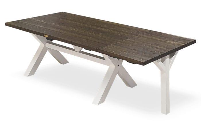 Matbord med klaff