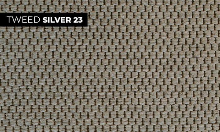 Matta, Tweed, silver
