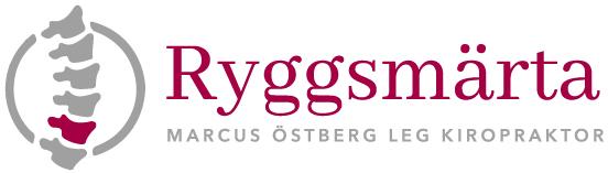 Ryggsmärta Marcus Östberg