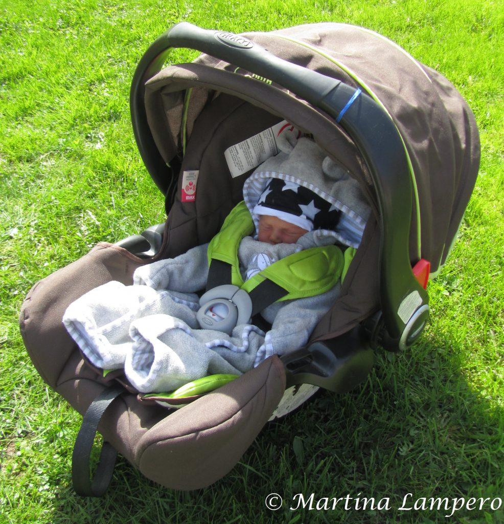 Baby skydd Martina Lampero