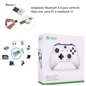 Adaptador Usb Bluetooth 4.0 Csr Edr Pc Controle Ps3 Ps4 Xbox