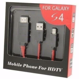 Cabo Hdmi Para Micro Usb Galaxy S3/s4/s5 Ii Mhl 2.0
