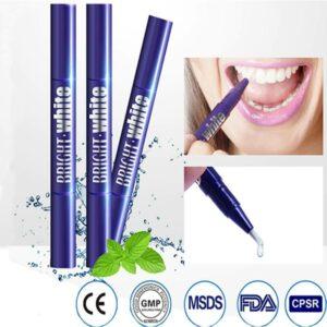 Caneta Clareadora Branqueadora – Dentes Whitening Pen Bright White