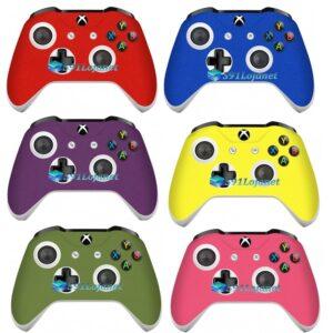 Adesivo Skin Case Capa Cores Xbox One S Controle Original