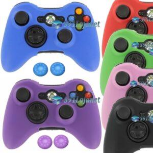 Xbox 360 Capa Case Silicone