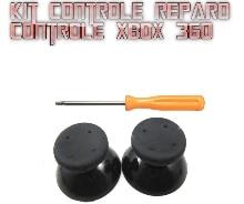 Chave Torx T8 Abrir + Botão Direcional Analógico Xbox 360