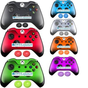 Xbox One Skin Adesivo Skin Pele Cores Controle + Par Grip