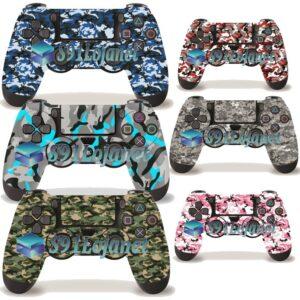 Adesivo Skin Case Capa Ps4 Camuflado Controle Playstation 4