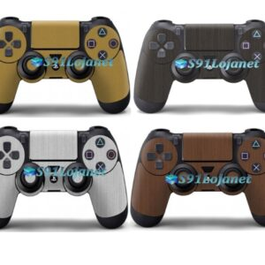 Adesivo Skin Case Capa Ps4 Metal Controle Playstation