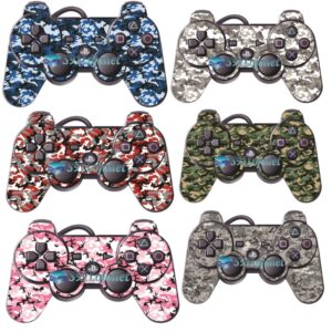 Adesivo Skin  Vinil Controle Ps3 Playstation 3 Camuflado
