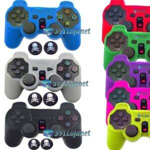 Playstation 2 Capa Case Silicone