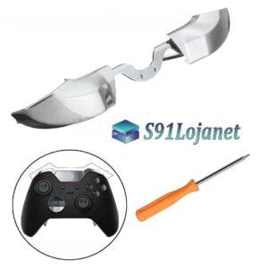 Kit Botão Gatilho Xbox One Elite Rb / Lb Xone Reparo +T8