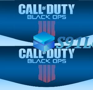 Light Bar Ps4 Skin Adesivo Call Of Duty Black Ops 4 D280