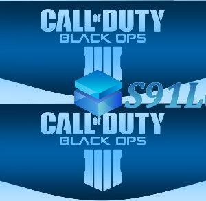 Light Bar Ps4 Skin Adesivo Call Of Duty Black Ops 4 D281
