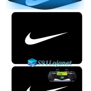 Touch Pad Ps4 Skin Decal Adesivo Led Controle Nike D147