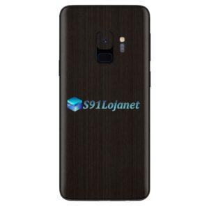 Galaxy S9 Plus Adesivo Skin Metal Onyx