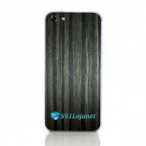 Iphone 5 5c 5s Skin Adesivo Sticker Madeira 1