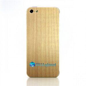 Iphone 5 5c 5s Skin Adesivo Sticker Madeira 2