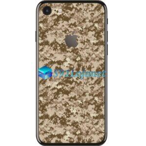 Iphone 7 7plus Skin Adesivo Sticker Camo Deserto