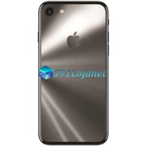 Iphone 7 7plus Skin Adesivo Sticker Metal Titãnio