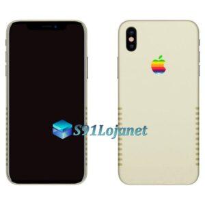 Iphone 7 7plus Skin Adesivo Sticker Retô Apple