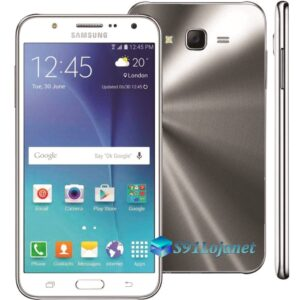 Samsung Galaxy J7 Adesivo Skin Metal Titãnio