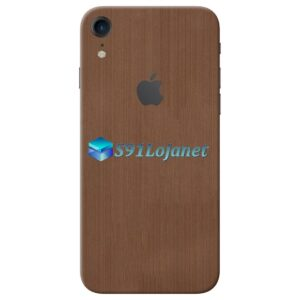 iPhone XR Adesivo Skin Metal Bronze
