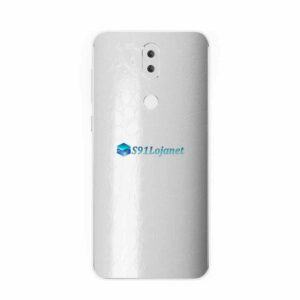 ASUS ZenFone 5 Selfie Pro Adesivo Skin FX Couro Branco