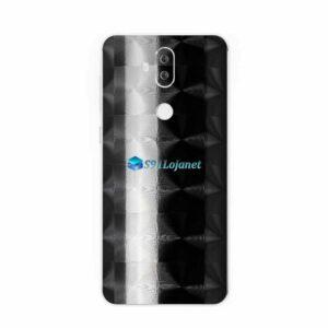 ASUS ZenFone 5 Selfie Pro Adesivo Skin FX Dimension Black