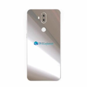 ASUS ZenFone 5 Selfie Pro Adesivo Skin Metal Cromo